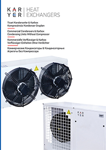 Commercial Condensers & Karbox
